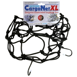 Cargo net- Black XL 17''x 17''